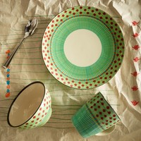 Potter's Workshop Tableware – Green