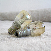retro light bulbs, Vintage, Supplies, Metal, glass, rustic, Steampunk, industrial, retro, vintage lamp, Home decor,  My wealth