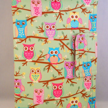 Cute Owl Kindle Fire Case Kindle Fire HD Cases Kindle Fire Cover Owls