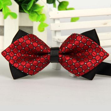 Men's butterfly Bow Tie