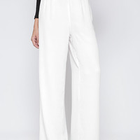 Glam Session Wide-Leg Pants