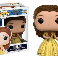 Funko Pop Disney: Beauty & The Beast Yellow Gown Belle 242 11564