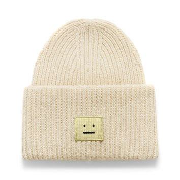 Acne Studios - Pansy shet hat cream white