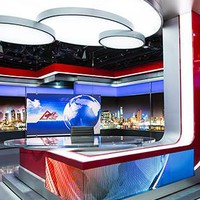 With Glittering New Set Design, CCTV News Takes Aim At The World