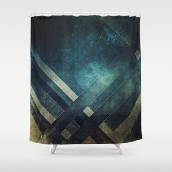 Dreaming in levels Shower Curtain by Kardiak | Society6