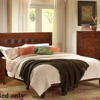 Resin Eastern King Bed by Coaster Furniture