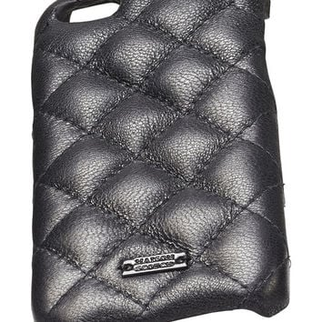 Quilted Leather iPhone 4 Case