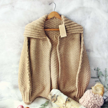 Vintage Fisherman's Knit Sweater