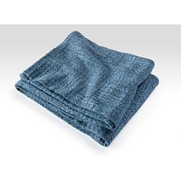 Marly Cotton Blanket by Brahms Mount
