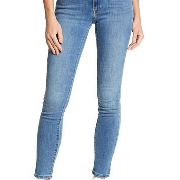 ESBON Levi's | 711 Simple Blue Skinny Jeans - 30' Inseam | Nordstrom Rack