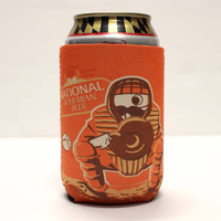 Natty Boh Baseball Catcher / Can Cooler