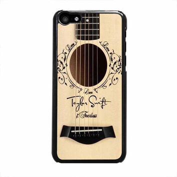 taylor swift accoustic guitar iphone 5c 5 5s 4 4s 6 6s plus cases