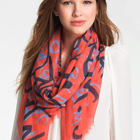 MARC BY MARC JACOBS 'MBMJ' Print Scarf | Nordstrom