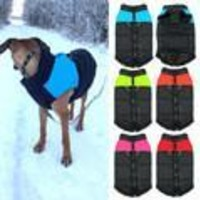 Waterproof Dog Vest - Warm Winter Dogs Clothes
