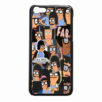 Tina collage f4bd6bcb-eaa4-4f3a-8151-2463a9cb0caa FOR iPhone 5C CASE *NP*