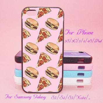 Pizza Burger,iPod Touch 5,iPad 2/3/4,iPad mini,iPad Air,iPhone 5s/ 5c / 5 /4S/4 , Galaxy S3/S4/S5/S3 mini/S4 mini/S4 active/Note