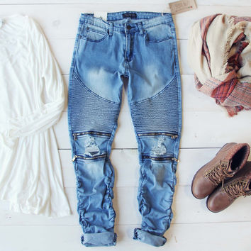 The Moto Jeans