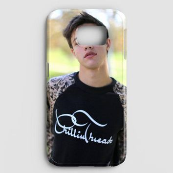 Cameron Dallas Is My Boyfriend White Samsung Galaxy Note 8 Case