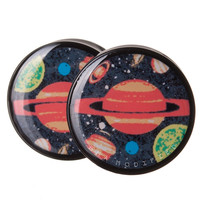 Planets in the Universe BMA Plugs (2.5mm-60mm)