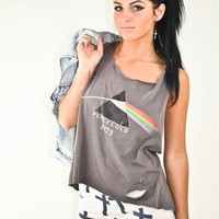 Dark Side Of The Moon Tank - Vanity Kills