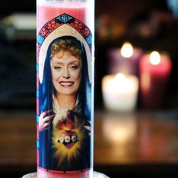 The Golden Girls Saint Blanche Prayer Candle