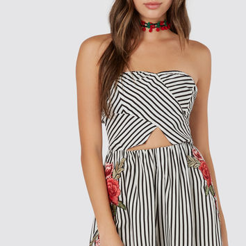 Patch Onto You Romper