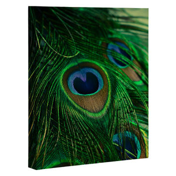Olivia St Claire Shimmering Color Art Canvas