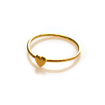 Mini Heart Me Ring