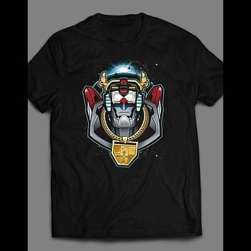 THE NOTORIOUS VOLTRON PARODY T-SHIRT