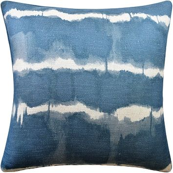 Baturi Teal Pillow