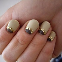 Hot Fall Nail Art