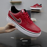 NBA x Nike Air Force 1 Low ¡°Chicago Bulls¡± AF1