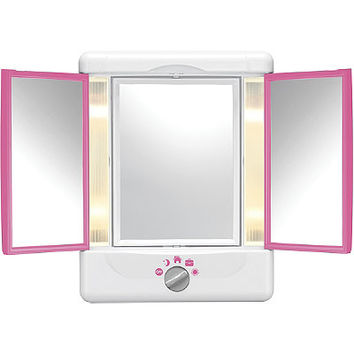 best tri fold mirror products on wanelo. Black Bedroom Furniture Sets. Home Design Ideas