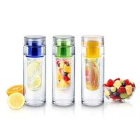 InFuzeH20 Fruit-Infuser Water Bottle | Overstock.com Shopping - The Best Deals on Travel Mugs