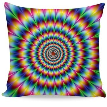 ROCP Into the Rainbow Couch Pillow