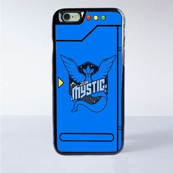 Team Mystic Pokedex Pokemon Go iPhone 6 Case