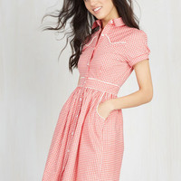 Coming Picnic and Fast Dress | Mod Retro Vintage Dresses | ModCloth.com