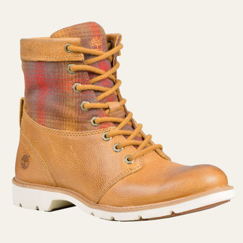 Timberland | Women's Bramhall Leather/Wool 6-Inch Boots