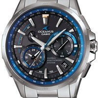CASIO OCEANUS OCW-G1000-1AJF GPS HYBRID WAVECEPTOR Men's WATCH