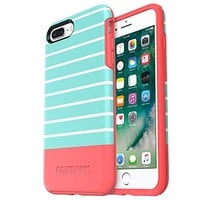 OtterBox Cell Phone Case for Apple iPhone 7 Plus - AQUA MINT Dip