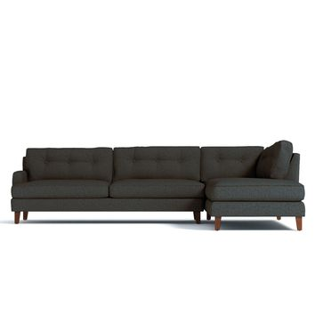 Virgil 2pc Sectional Sofa