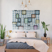 zappwaits glass Wall Hanging by netzauge
