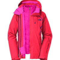 The North Face Women's Activities Skiing WOMEN'S KIRA 2.0 TRICLIMATE® JACKET