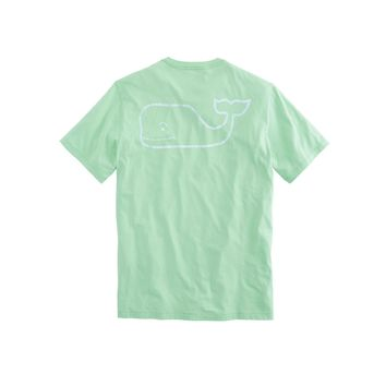 Vineyard Vines, Vintage Whale Pocket T-Shirt, Mojito