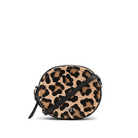 No. 21 Circle Crossbody Bag in Leopard