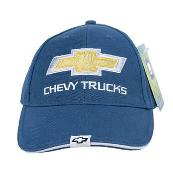 Chevy Trucks Hat Embroidered Cap