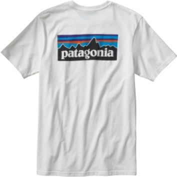 Patagonia Men's P-6 Logo T-Shirt | DICK'S Sporting Goods