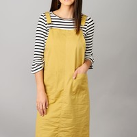 Overall Pocket Dress