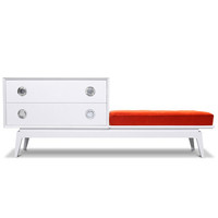 Jonathan Adler Claude Gossip Bench Set in All Curiosities