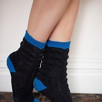 Free People Womens Assembly Crew Sock